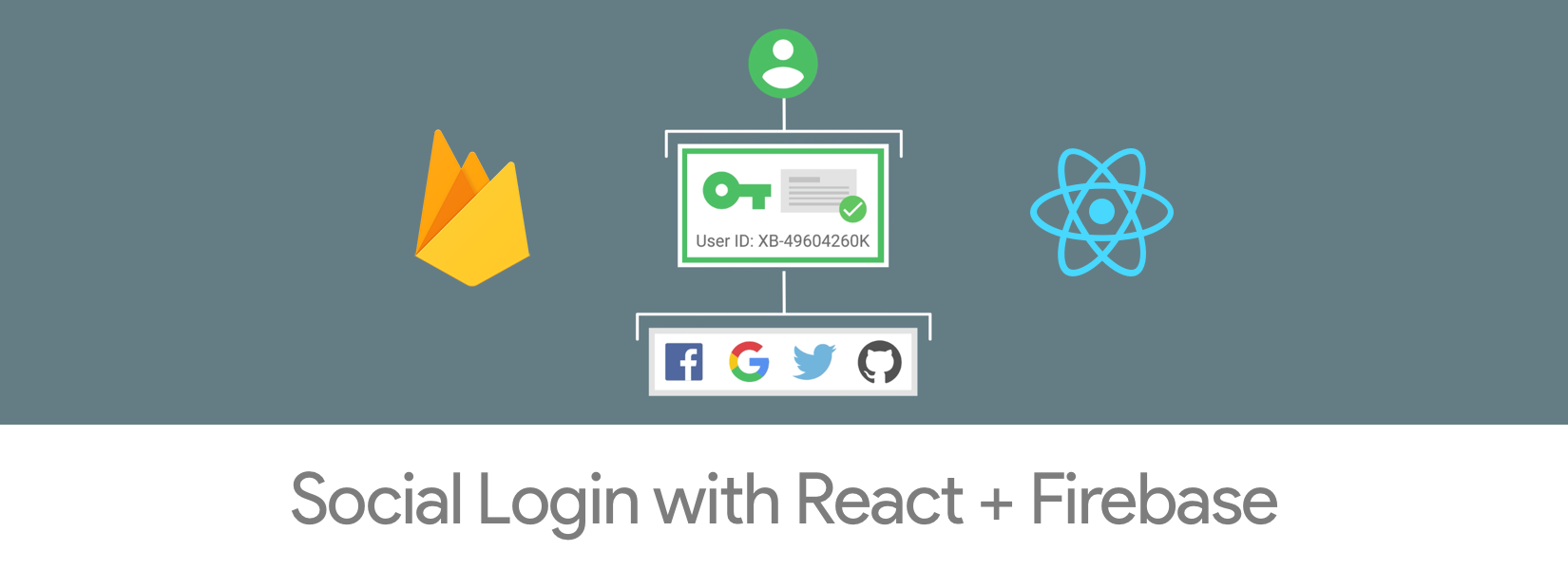 Firebase Social Login With React Native