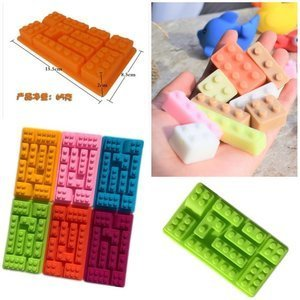 HGRsHouse Lego Blocks Silicone Mold