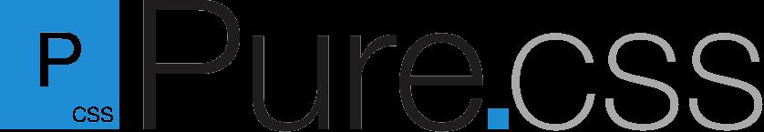 Pure CSS logo