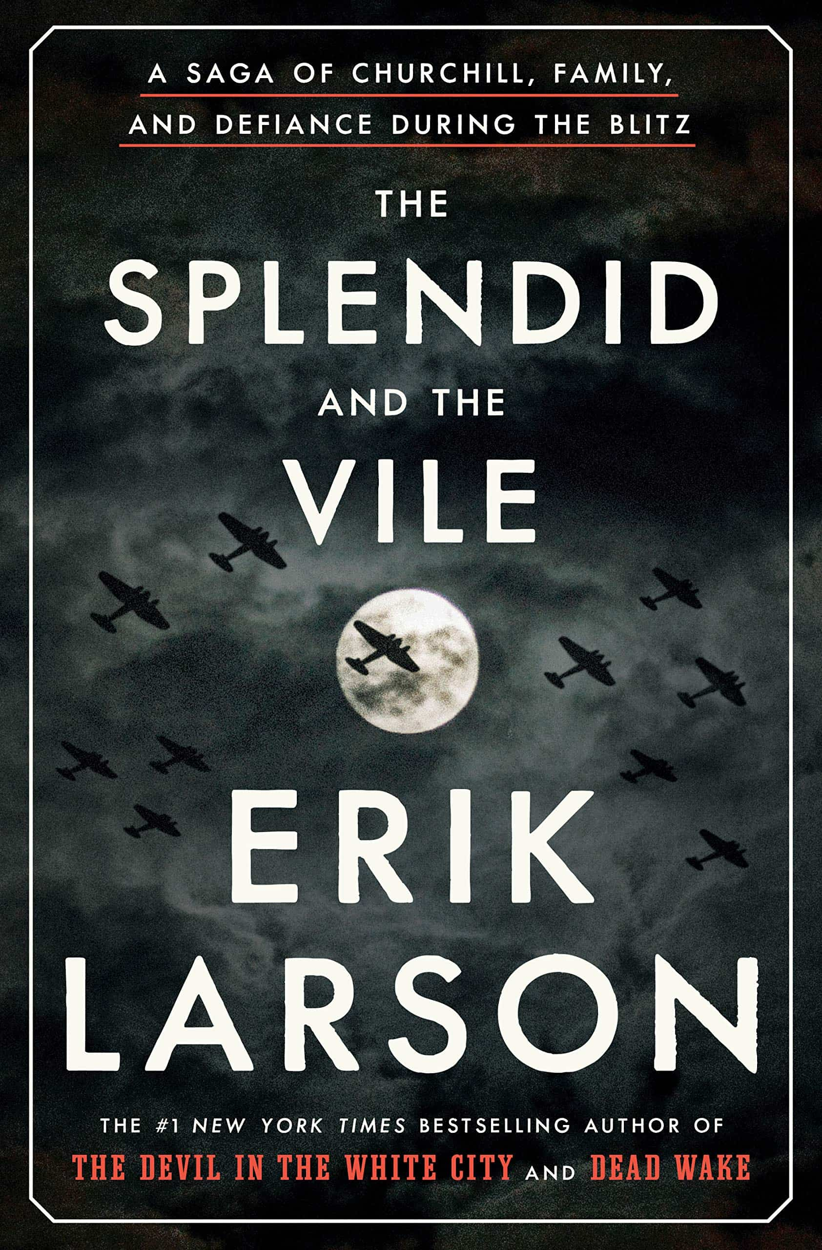 The cover of The Splendid and the Vile