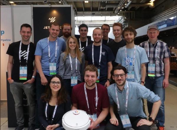 The Jetstack Team at Kube Con 2018