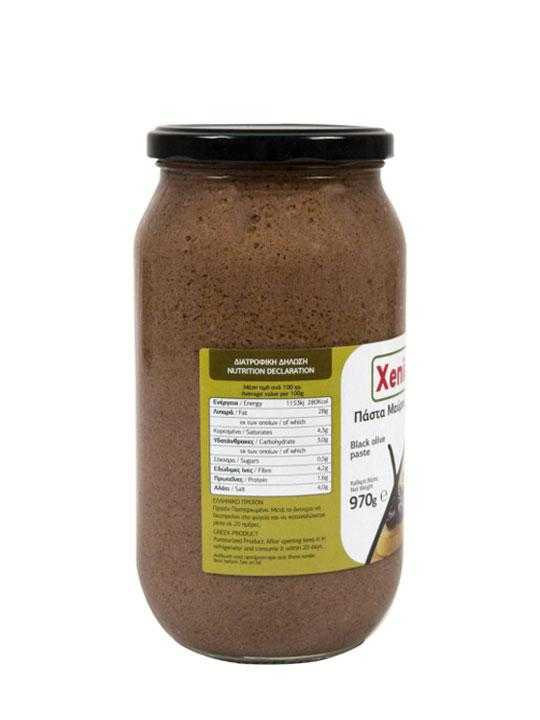 Kalamata black olives paste - 970g