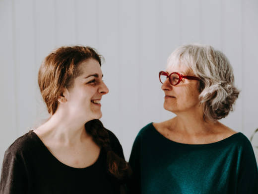 Marie-Claude et Joanie