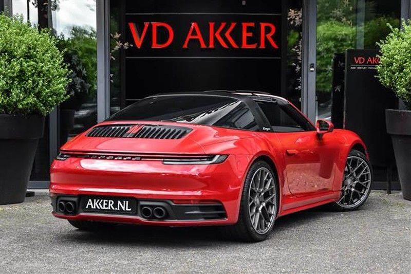 Porsche 911 TARGA 4 TOPVIEW+BOSE+MATRIX LED+ST.KOELING afbeelding 2