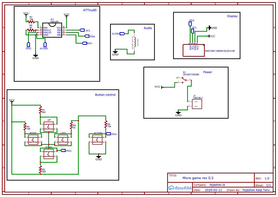 Design A schematic