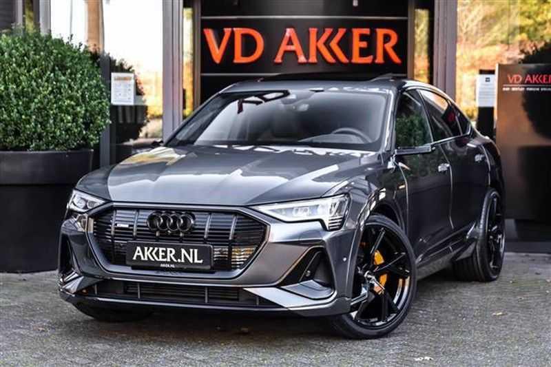 Audi e-tron SPORTBACK 55 QUATTRO S-EDITION HEAD-UP+22INCH afbeelding 1