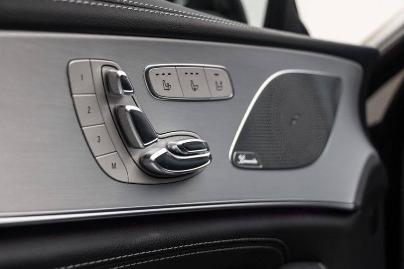 "Mercedes-Benz CLS-Klasse CLS450 AMG 367pk 4Matic Schuifdak Nightpakket Widescreen DistronicPlus Burmester SuperSportStuur Luchtvering Multibeam Keyless ComandOnline AmbientLight DAB Parktronic 20""AMG 360Camera Pdc 10/2018 afbeelding 14"