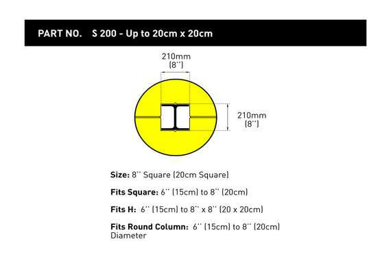 S200 Technical Specifications