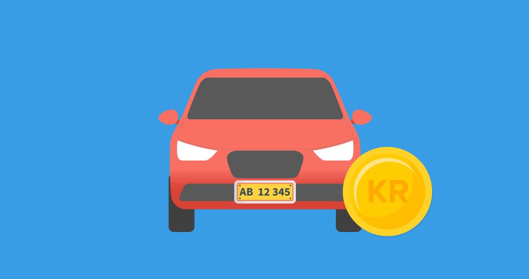 Skattefri kørselsgodtgørelse SKAT