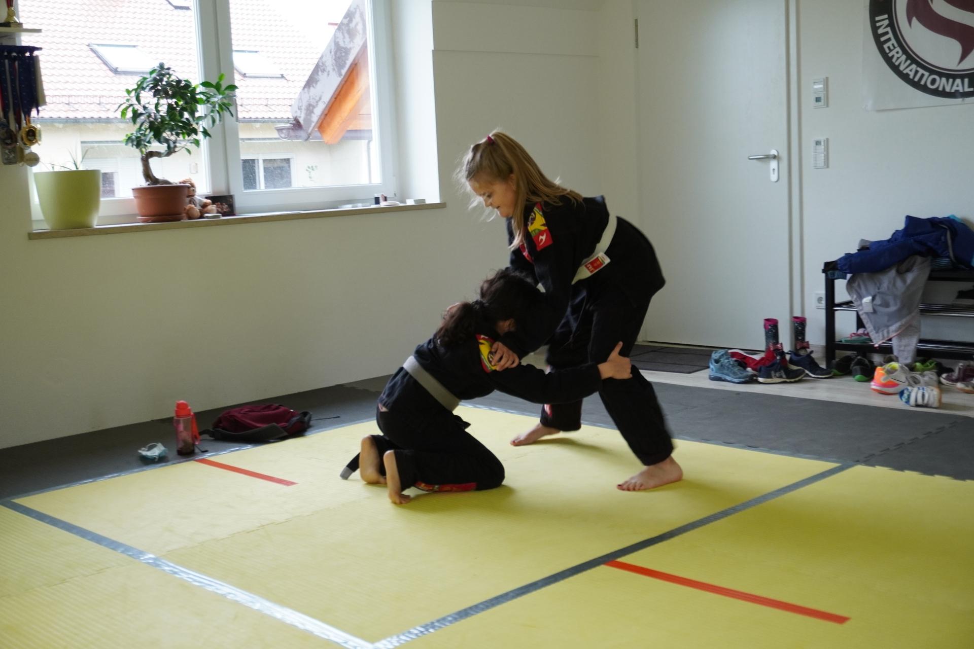 MMA für Kinder in München