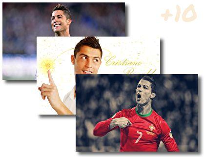 Cristiano Ronaldo theme pack