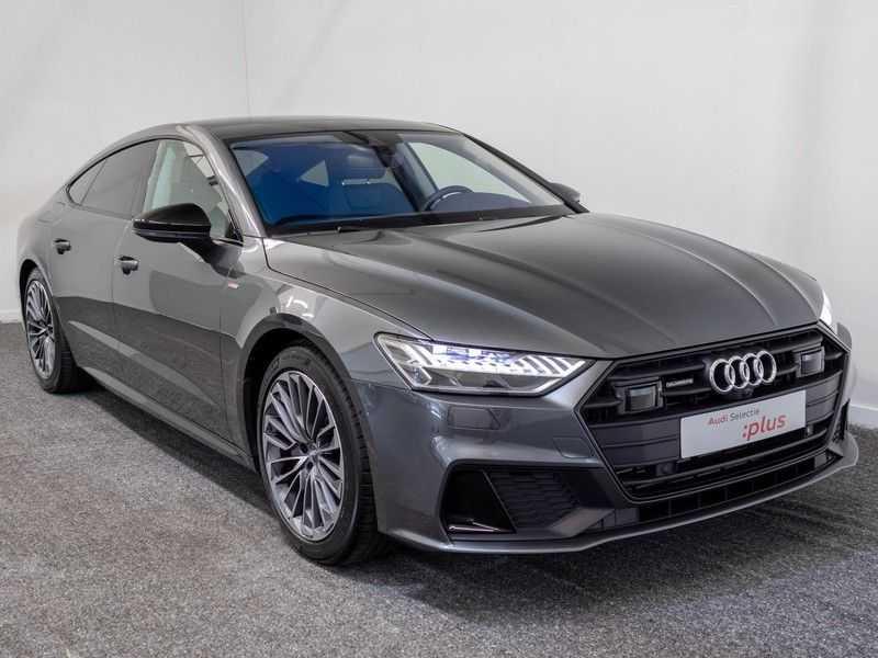 Audi A7 Sportback 55 TFSI e quattro Pro Line | 367PK | Plug in Hybrid | Adapt. Cruise | Pano.Dak | Keyless-entry | Head-Up | 360-Camera | Trekhaak | B&O Sound afbeelding 7