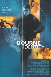cover The Bourne Identity
