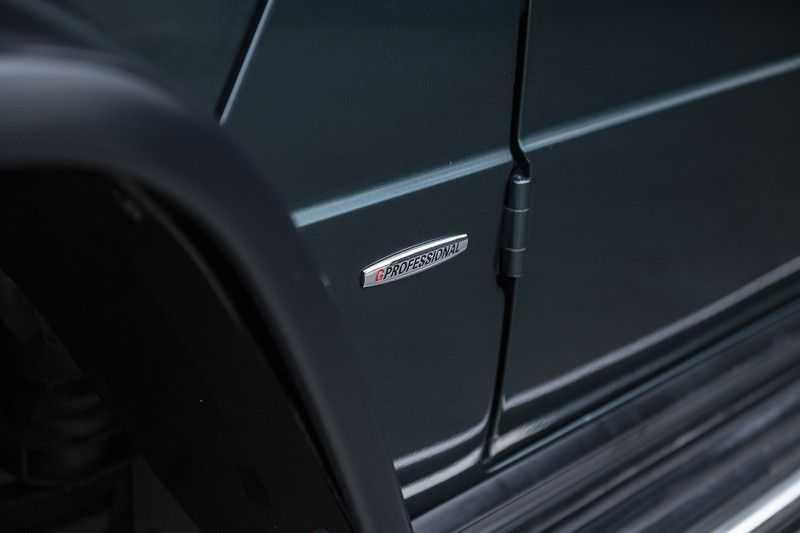 Mercedes-Benz G-Klasse 350 d Professional afbeelding 9