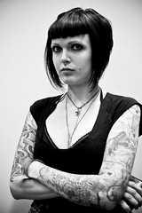 Cécile, Tattoo Artist - Tattoo Art Fest (009) ...