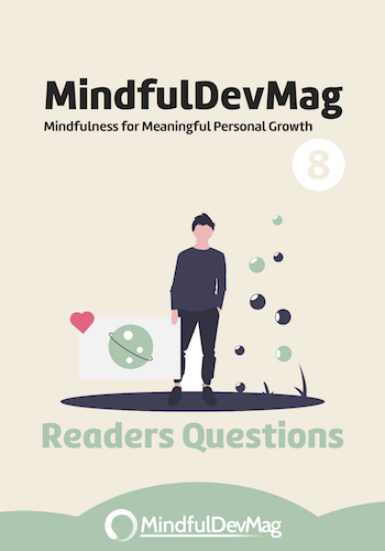 MindfulDevMag Cover Issue #8