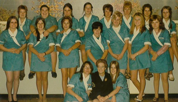 """""""I worked at Potters in the early seventies and it was like a holiday"""" - Sue South shares her memories"""