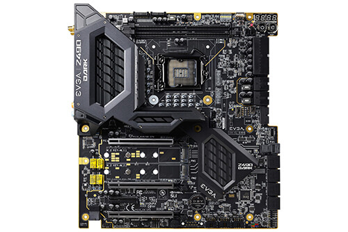 EVGA Z490 Dark K|NGP|N Edition