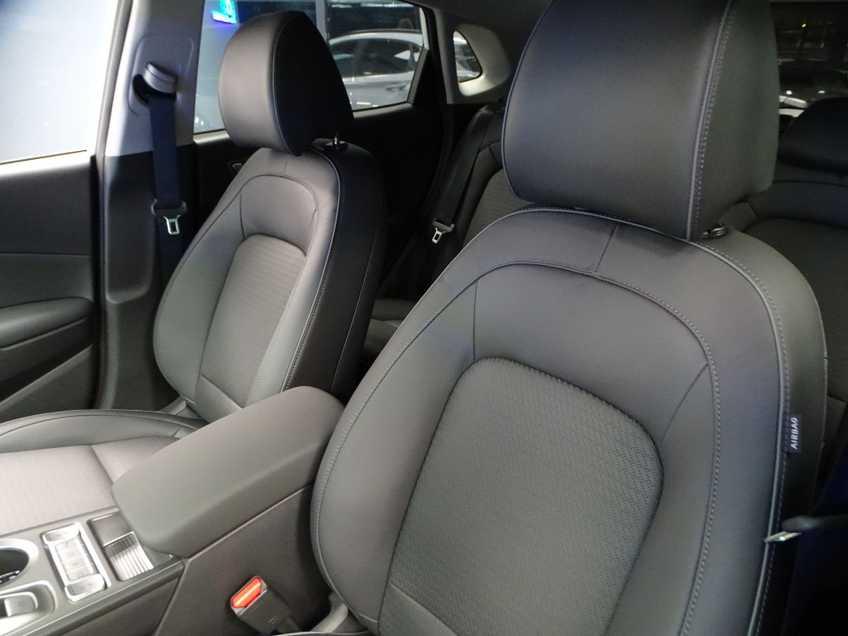 Hyundai Kona EV Premium 64 kWh Ex BTW 4% Bijtelling Leder Navi HUD Clima Camera afbeelding 8