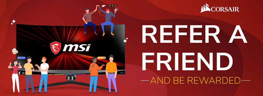 MSI referral program