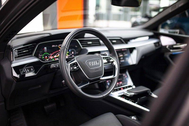 Audi e-tron 55 Quattro *4% Bijtelling / Prijs Ex. BTW / B&O / Stad & Tour pakket / Pano / ACC* afbeelding 7