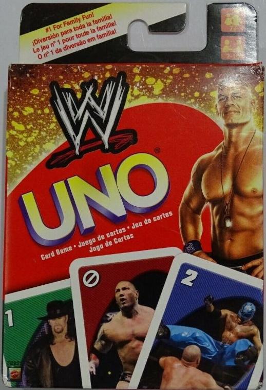 WWE Uno (2010)