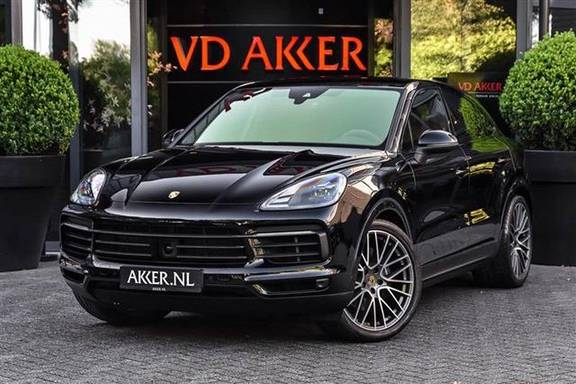 Porsche Cayenne 3.0 COUPE LUCHTVERING+22INCH+SP.UITLAAT NP.169K