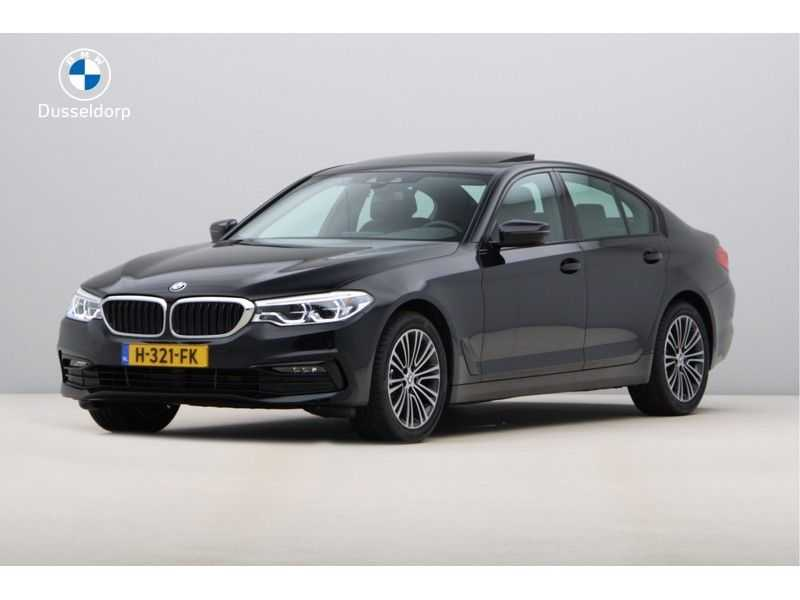 BMW 5 Serie 520i High Exe Sportline Aut. afbeelding 1