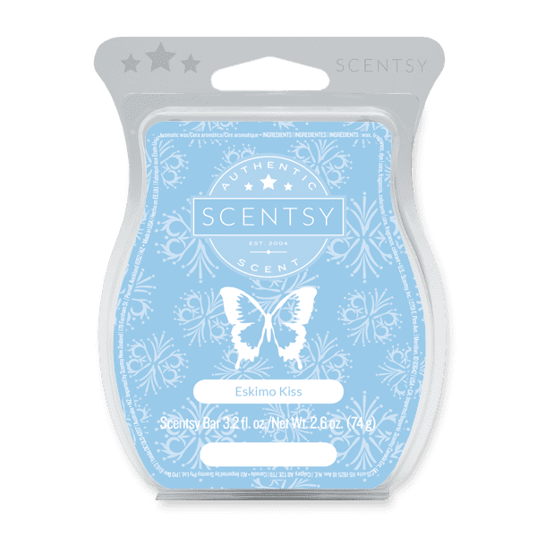Eskimo Kiss Scentsy Bar