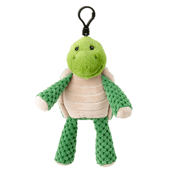 Twiggy the Turtle Buddy Clip + Sunkissed Citrus Fragrance