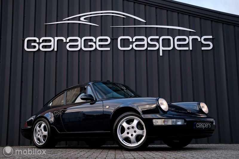 Porsche 911 Coupé 3.6 Carrera 4 afbeelding 1