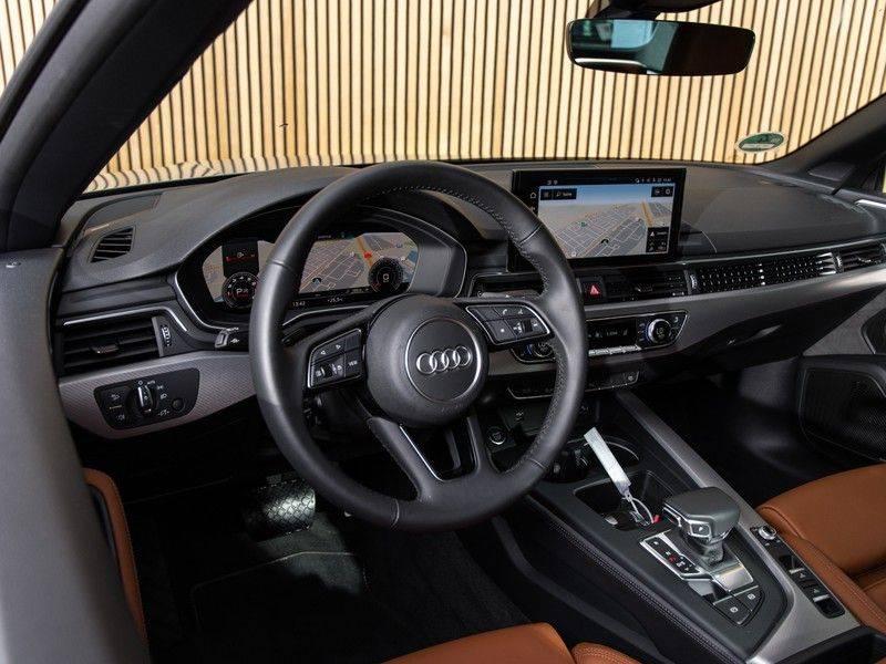 Audi A5 Cabriolet 40 TFSI Aut. S-LINE afbeelding 17