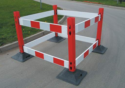 Watchman barrier-red