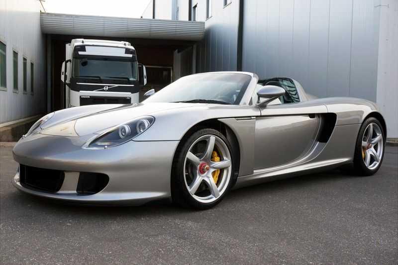 Porsche Carrera GT 5.7 V10 1 of 1.270 afbeelding 3