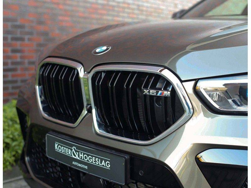 BMW X6 M *Carbon*Pano*HUD*B&W*FULL OPTION* afbeelding 13