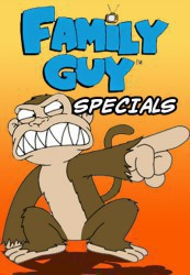 cover Family Guy - Specials
