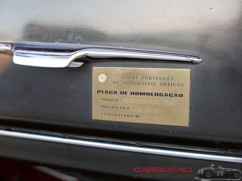 Mercedes-Benz 170 S Cabriolet B afbeelding 22