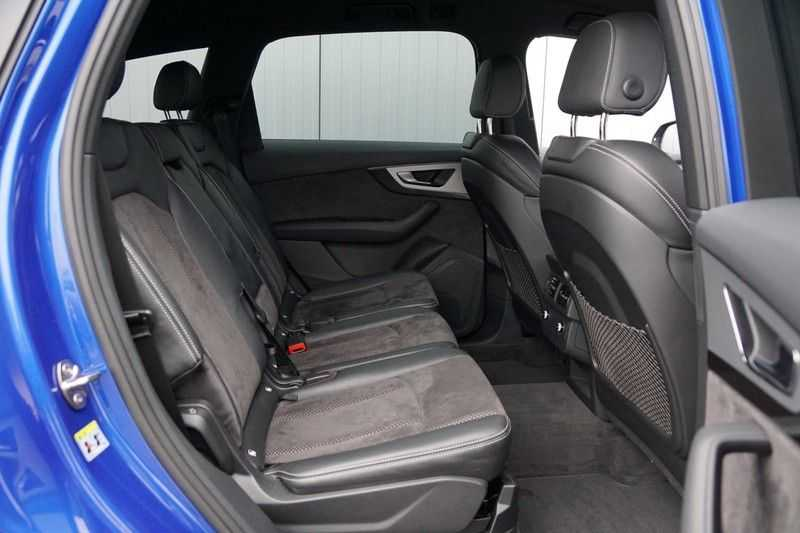 Audi Q7 3.0 TDI quattro Pro Line S S-Line / Head-Up / ACC / Side & Lane Assist / Sepang / 45dkm NAP! afbeelding 9