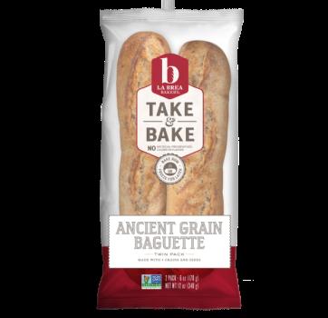 take-bake package