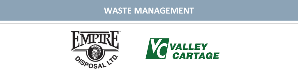 Email Signatures Waste Management