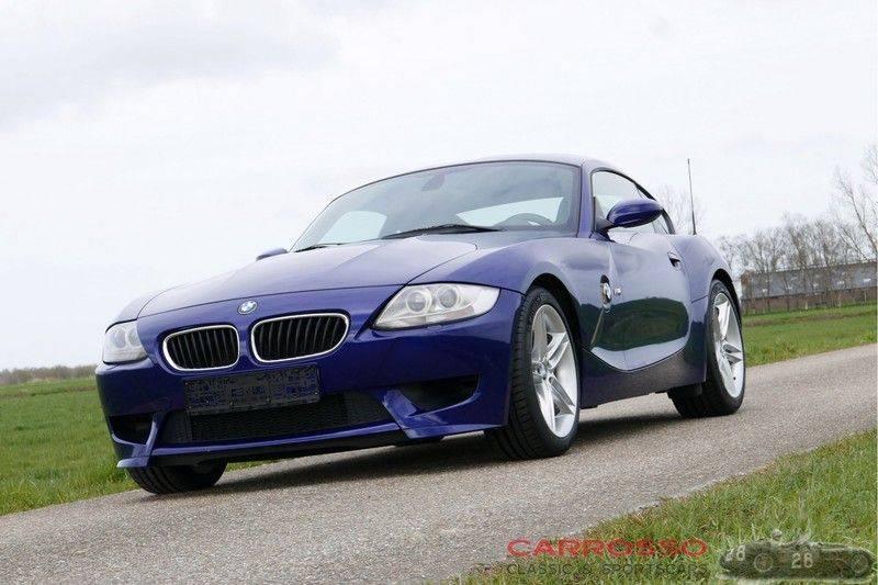 """BMW Z4 Coupé 3.2 M Xenon, 18""""LM, 65.683 km, Interlagos Blauw-Metallic afbeelding 23"""