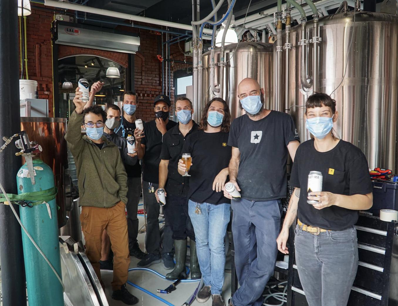 La Presta couronnée meilleure NEIPA aux Canadian Brewing Awards 2020