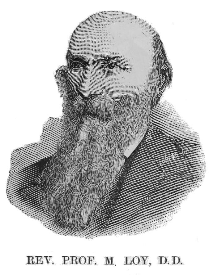 Professor Matthias Loy