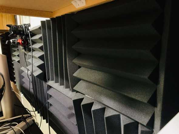 Acoustic noise panels