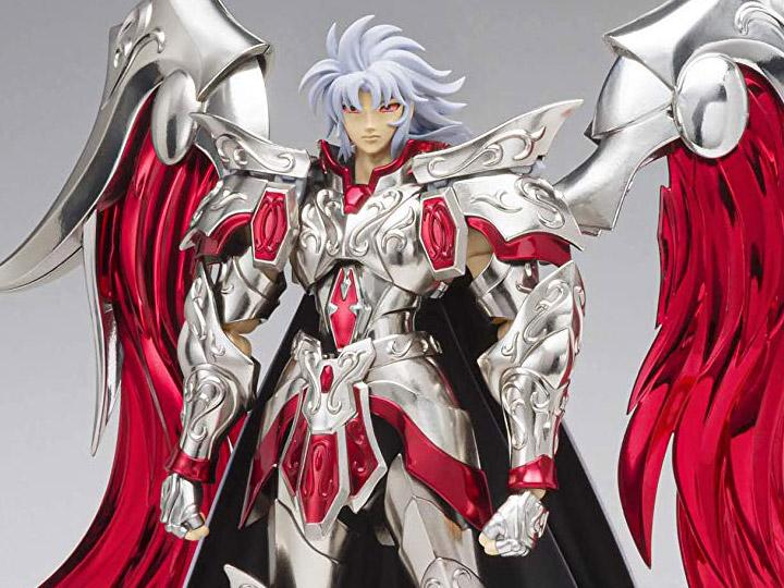 Saint Seiya Myth Cloth EX Ikusagami Ares