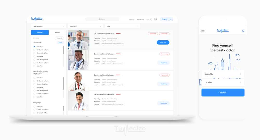Healthcare project for Bolivia based client | Codempire