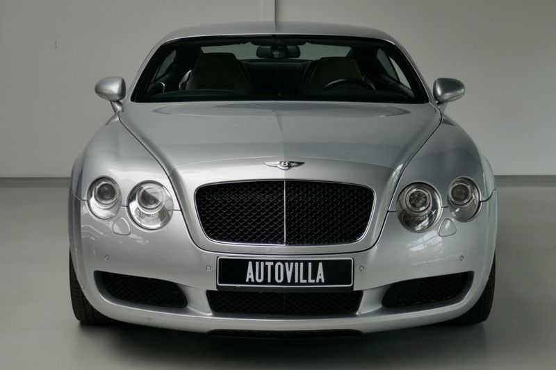 Bentley Continental GT 6.0 W12 Youngtimer afbeelding 6