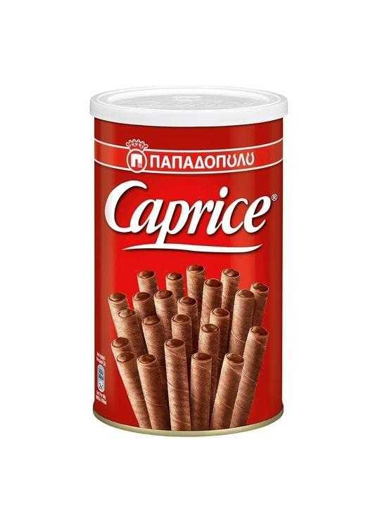 Chocolate Wafer rolls Caprice - 115g