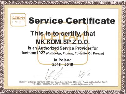 MK-KOMI na targach