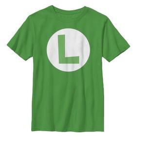 Mario - Luigi Icon for Kids - T Shirt
